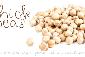 Chickpeas Demo