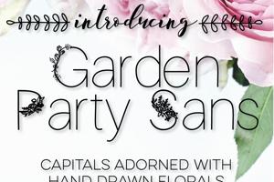GardenPartySans