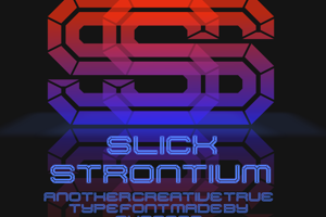 Slick Strontium