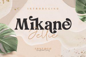 Mikane Jellie Script