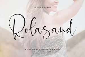 Rolasand
