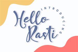 Hello Rasti