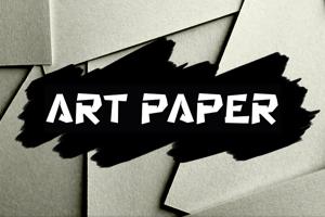 a Art Paper