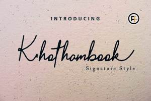 Khothambook