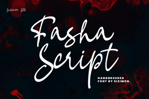 Fasha Script