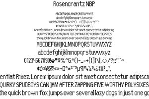 Rosencrantz NBP