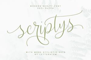 Scriptys