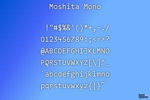 Moshita Mono 5.62