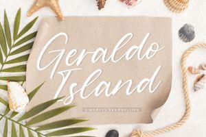 Geraldo Island