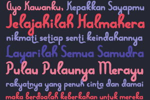 Menjelajah Halmahera
