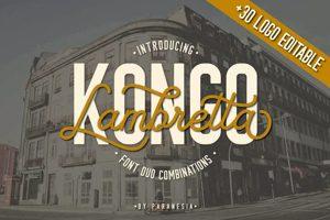 KONGO STAMP