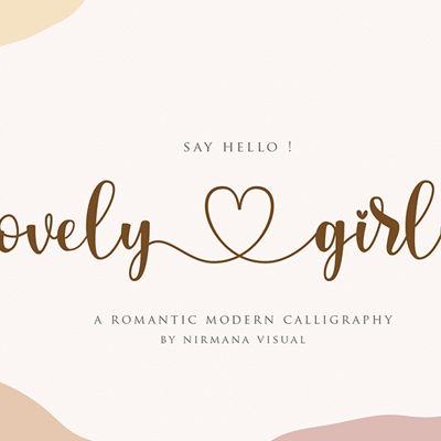 asthetic_fonts collection