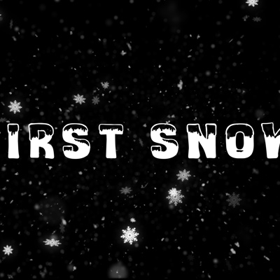 Snow fonts collection