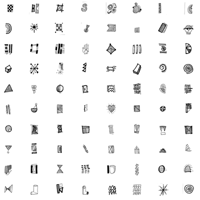 Dingbats collection