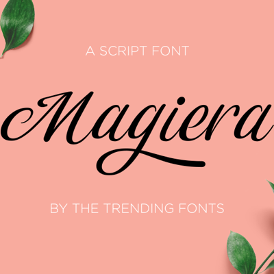 ETSY Fonts for USE collection