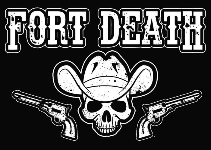 Fort Death poster