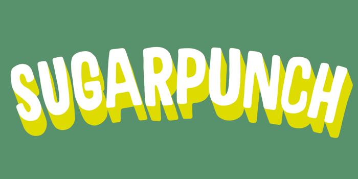 Sugarpunch DEMO Font poster