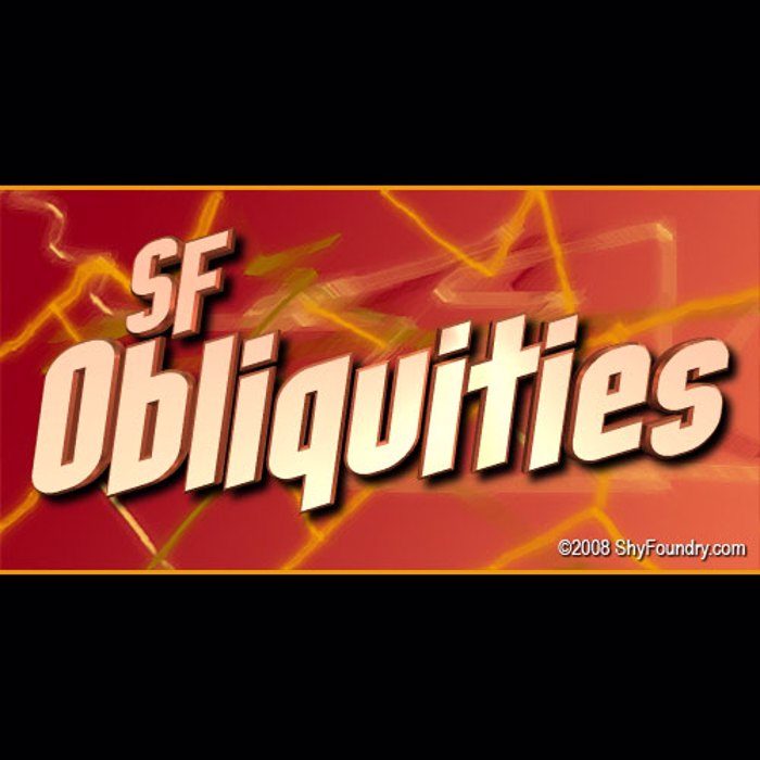 SF Obliquities Font poster