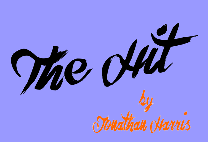 The Hit Font poster