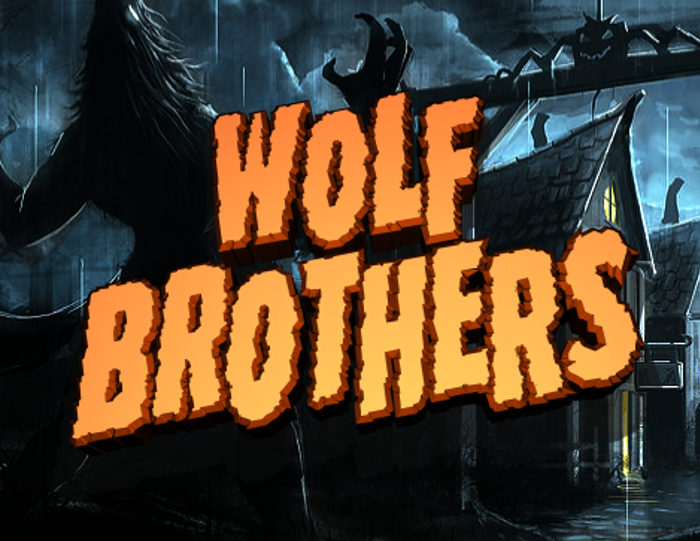 Wolf Brothers Font poster
