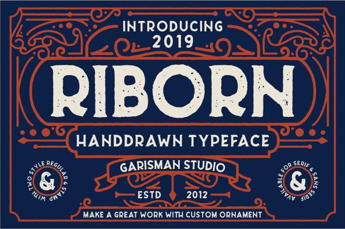 Riborn Font