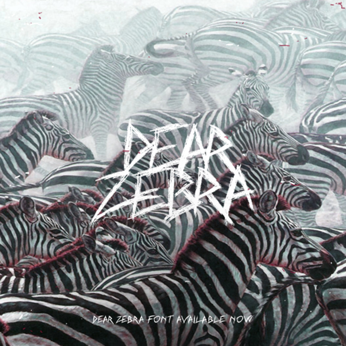 Dear Zebra Font