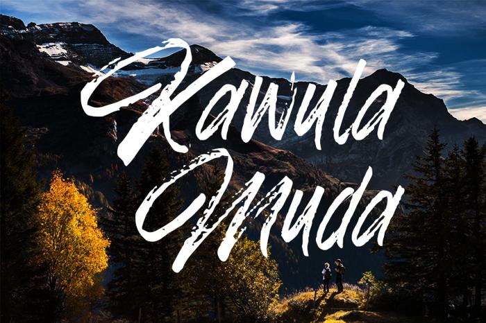 Kawula Muda poster