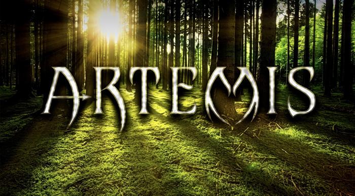 Artemis Font poster
