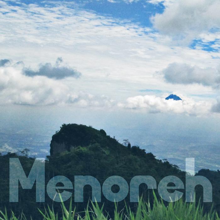 Menoreh Font poster