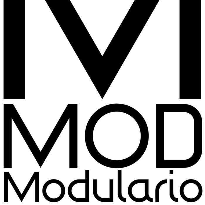 Modulario Font poster