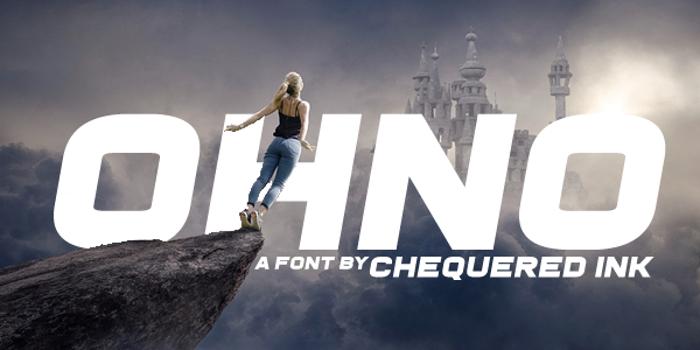 Ohno Font