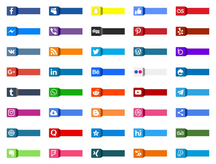 Font Social Pro poster
