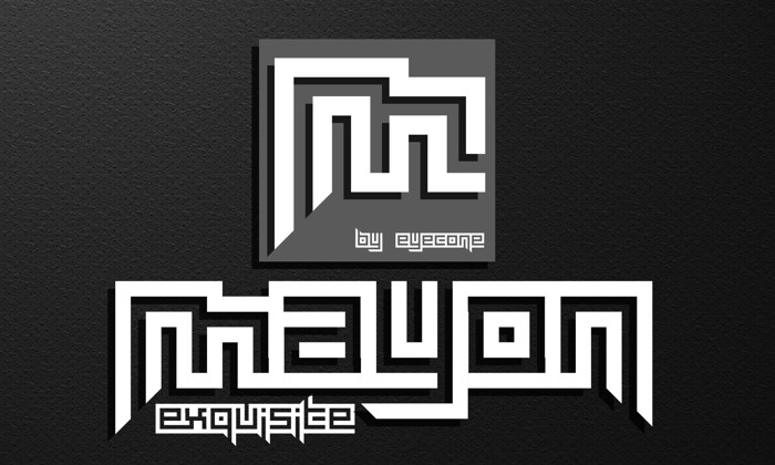 Mayon Exquisite Font poster