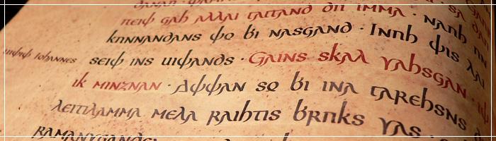 Pfeffer Mediæval G Font poster