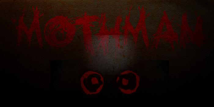 DK Mothman Font poster