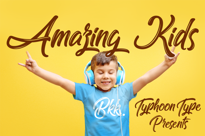 Amazing Kids poster