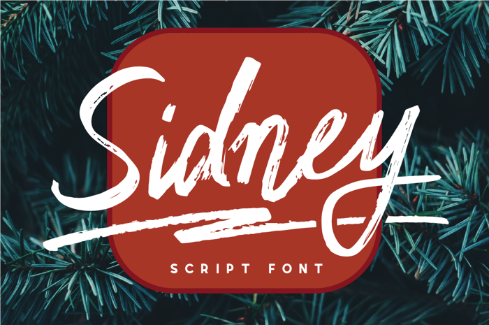 Sidney Font poster