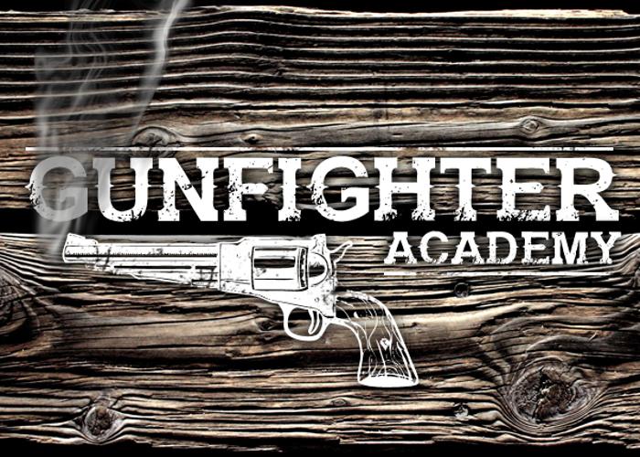 Gunfighter Academy Font poster