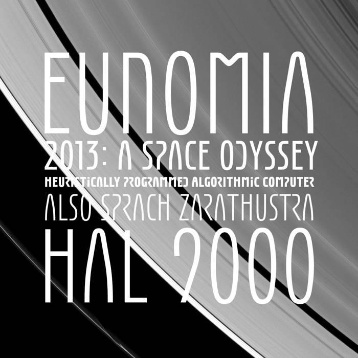 Eunomia Font poster