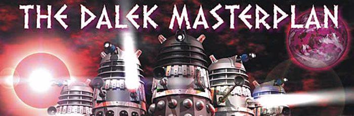 Dalek Font poster