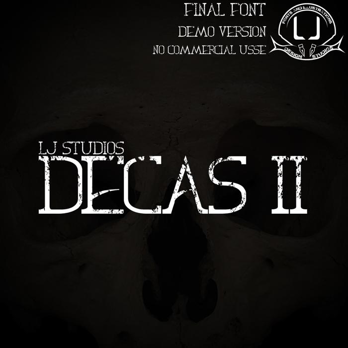 Decas II poster