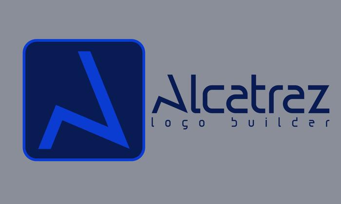 Alcatraz Font poster