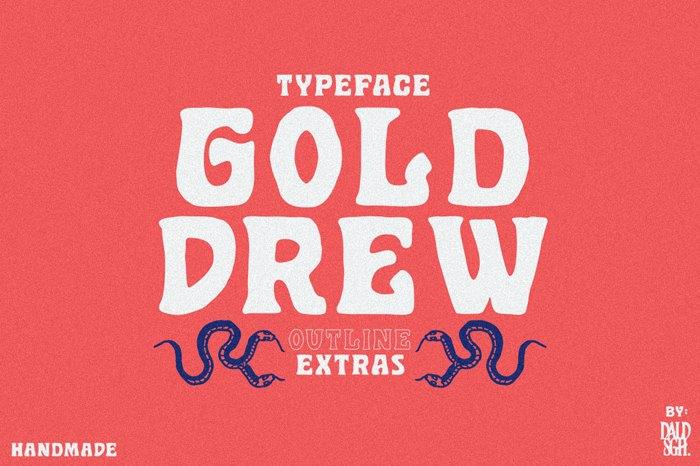 Golddrew poster