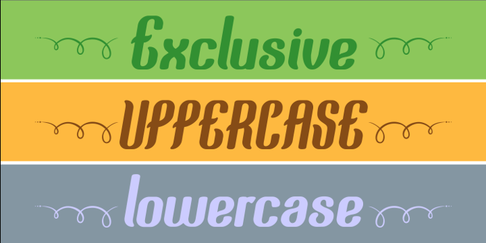 squimpy Font poster
