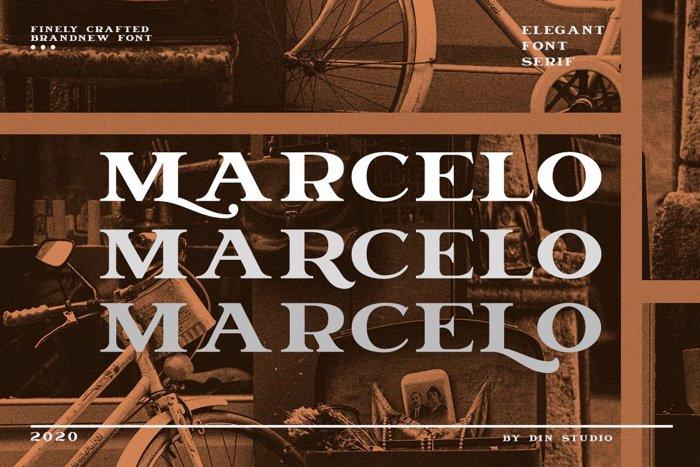 Marcelo Font poster