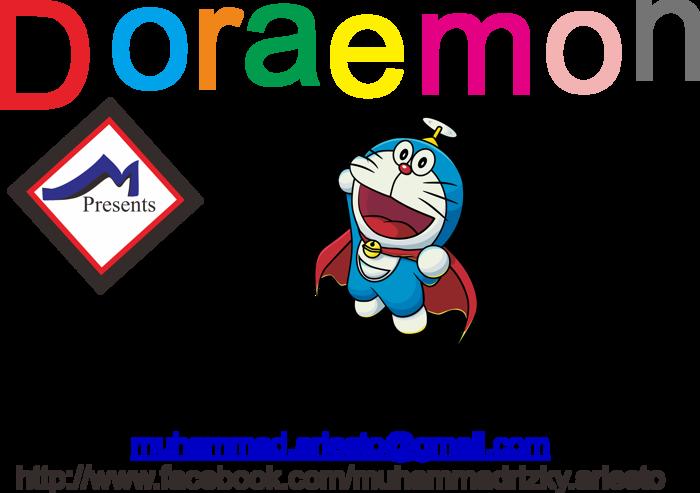 Doraemon Font poster