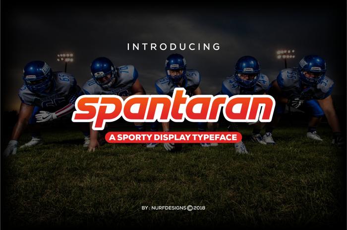 Spantaran poster