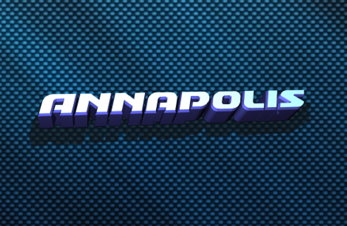 Annapolis Font poster