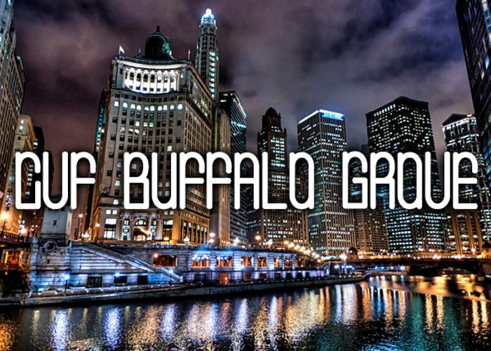 CVF Buffalo Grove Font