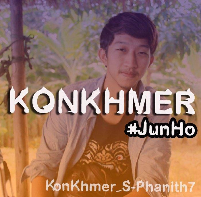 KonKhmer_S-Phanith7 Font poster